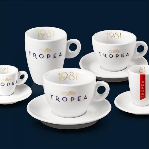 Tropea Cups & Saucers
